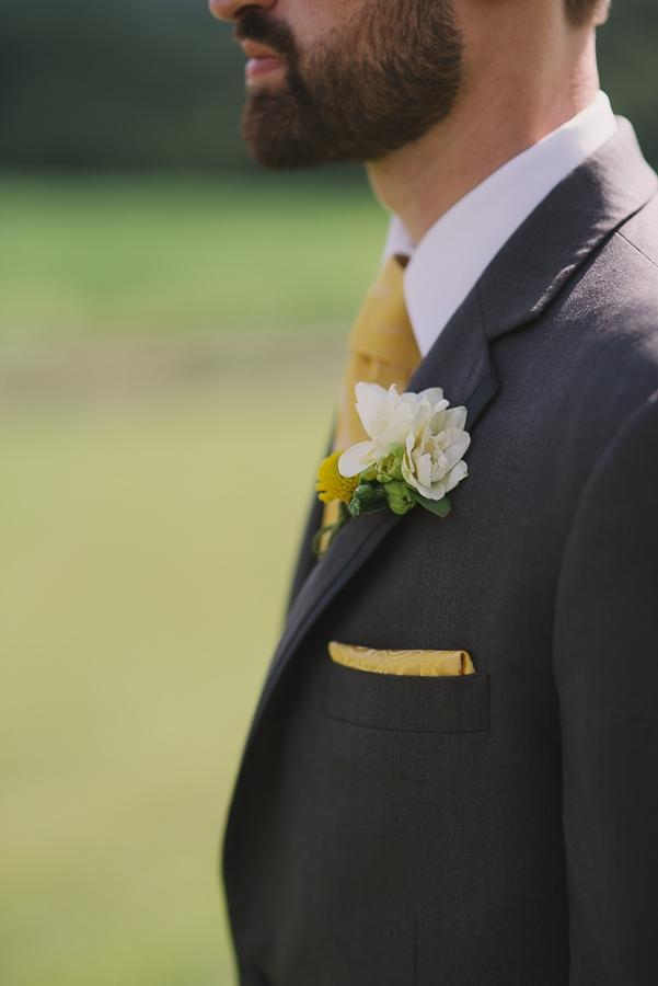 Nick - groom's boutineer