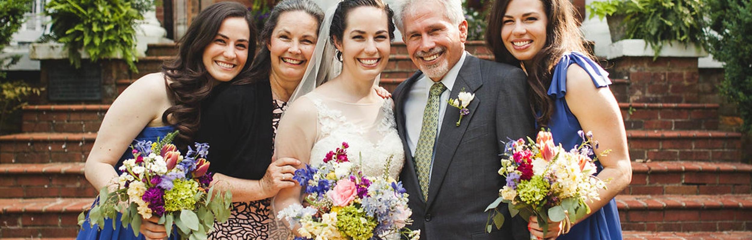 bridal-family-flowers
