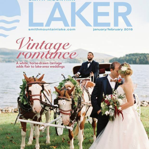 Laker Magazine Editorial