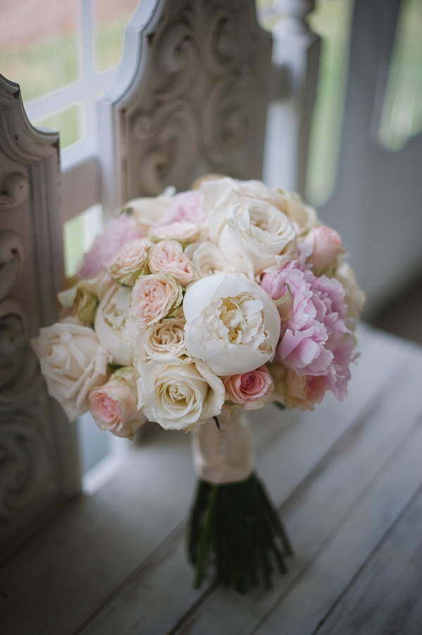 Krystina's southern bridal bouquet