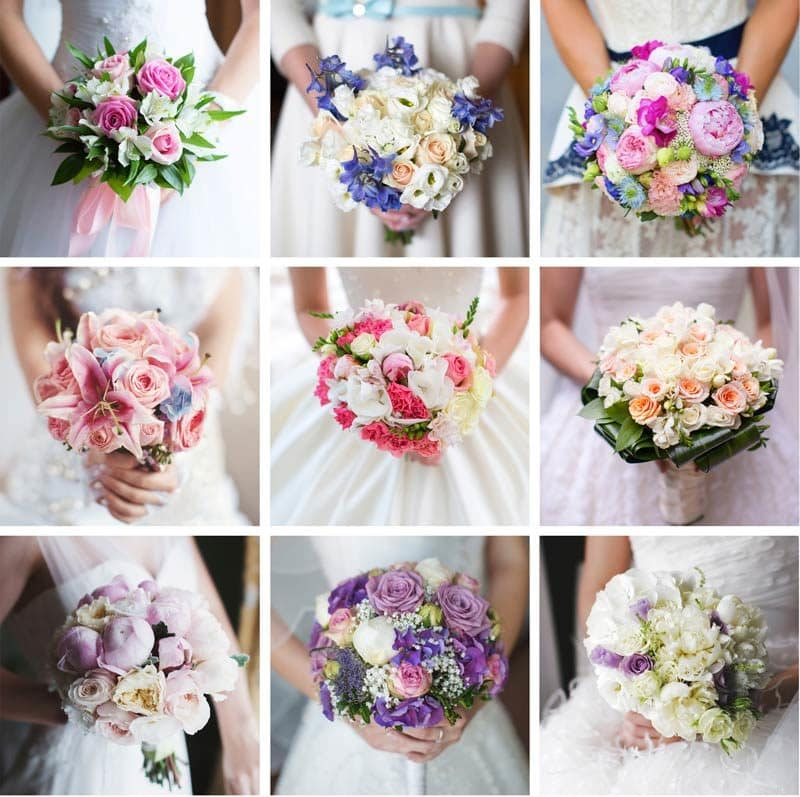 Choosing the Perfect Bouquet?